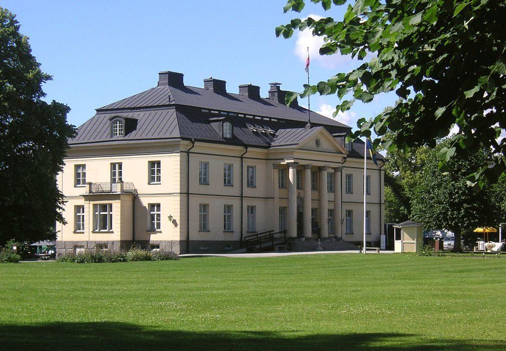 Château mariage Suède