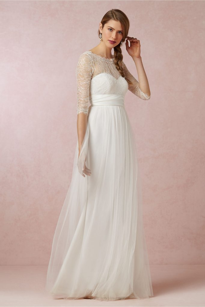 BHLDN - Robe Annabelle avec le top Marnie