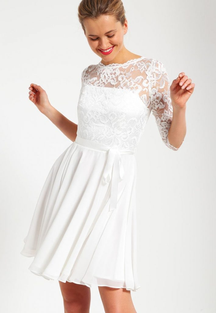 Zalando robe de soiree swing