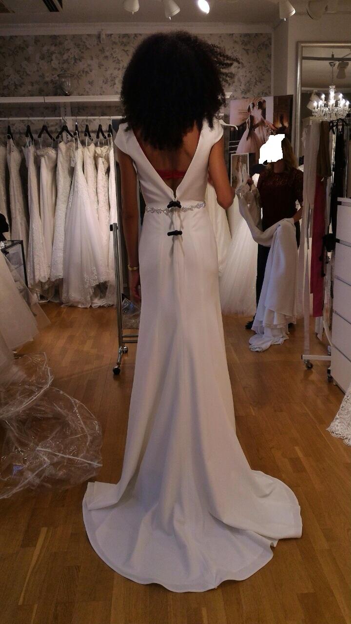 essayage robes de mariée Suède