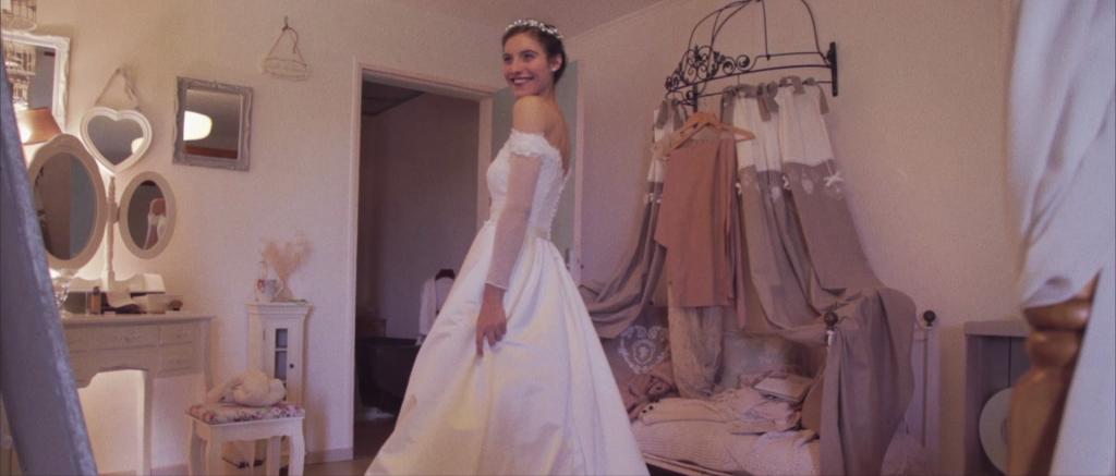 Préparatifs de la mariée le jour J