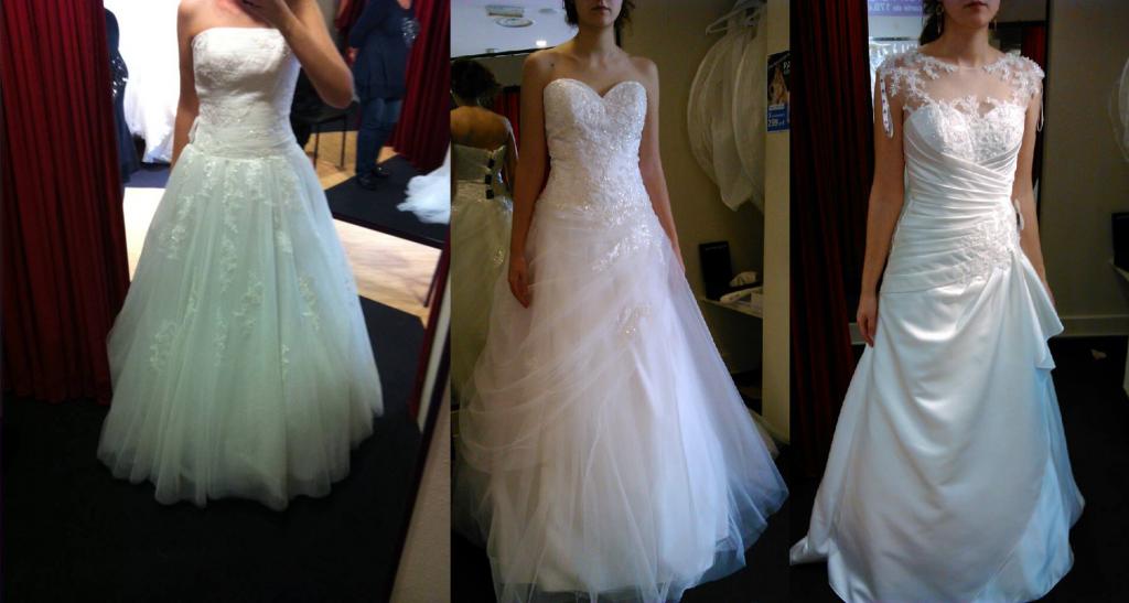 Mes essais de robes pour connaître la forme qui me va !