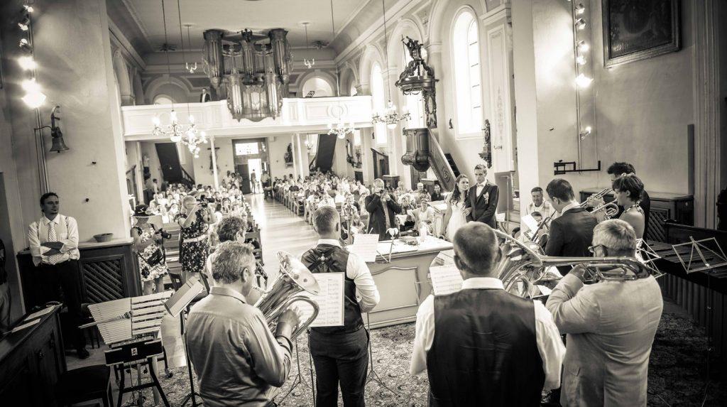 Ma cérémonie religieuse en musique et en émotions // Photo : Valentine Poulain