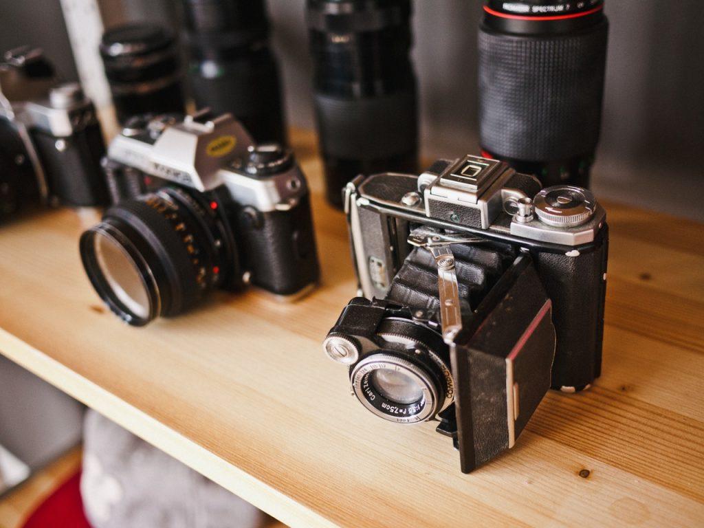 Objectifs appareil photo