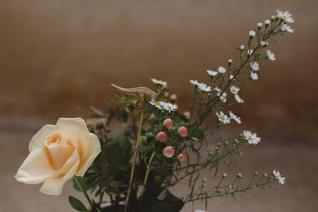 La déco DIY de notre mariage // Photo : La Femme Gribouillage