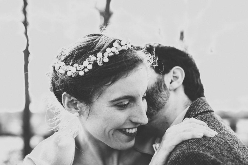 Photos de groupe mariage hiver // Photo : Aude Arnaud