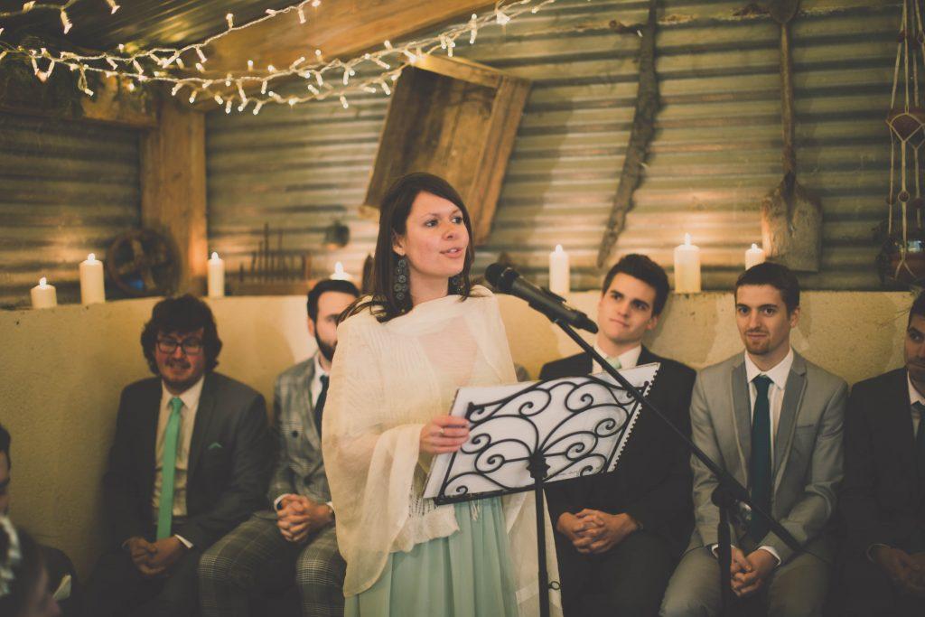 Les textes de notre cérémonie laïque // Photo : Aude Arnaud Photography