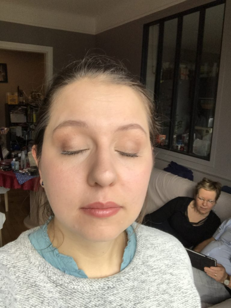 Mes essais maquillage de mariage