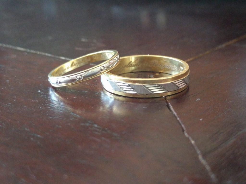 Les petits bonheurs des préparatifs du mariage