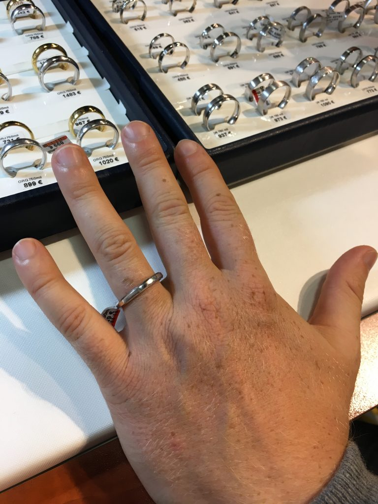 Mon expérience du Salon du Mariage Paris