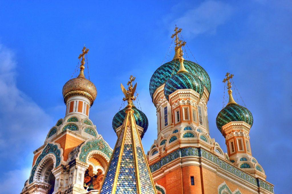 Ma demande en mariage en Russie !