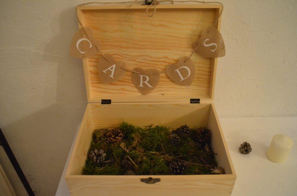 Budget de mariage détaillé : urne