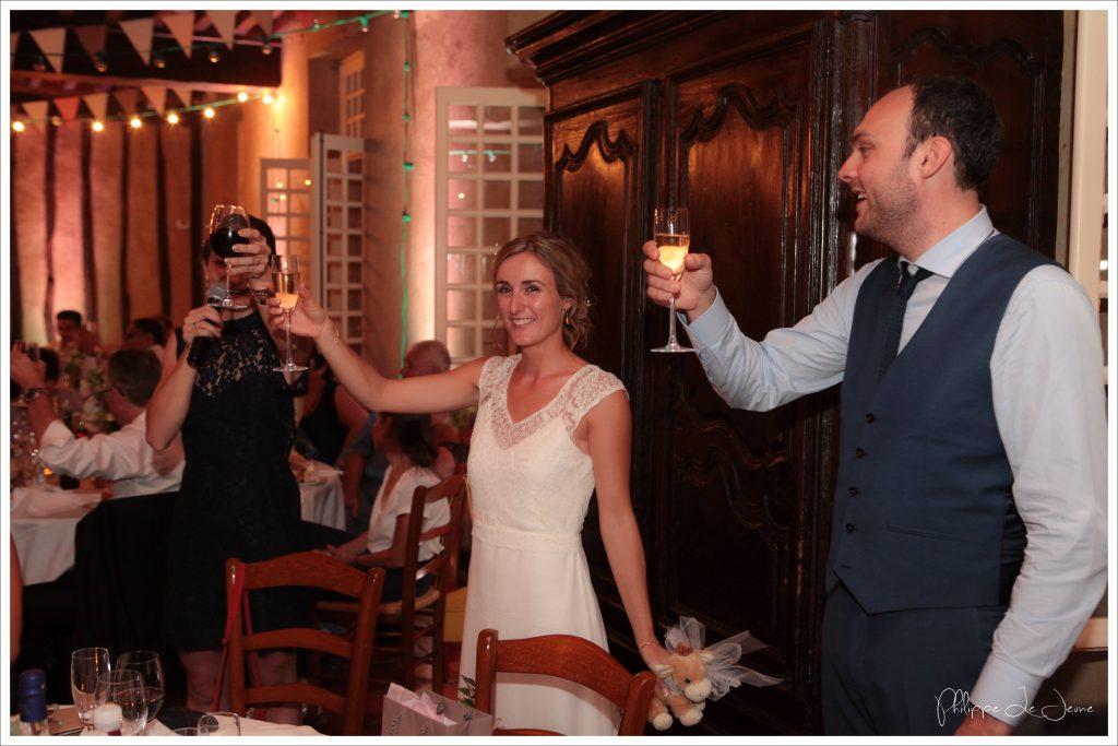 Ma soirée de mariage // Photo : Philippe Le Jeune