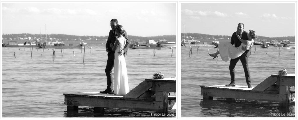 Notre séance day after au bord de la mer // Photo : Philippe Le Jeune