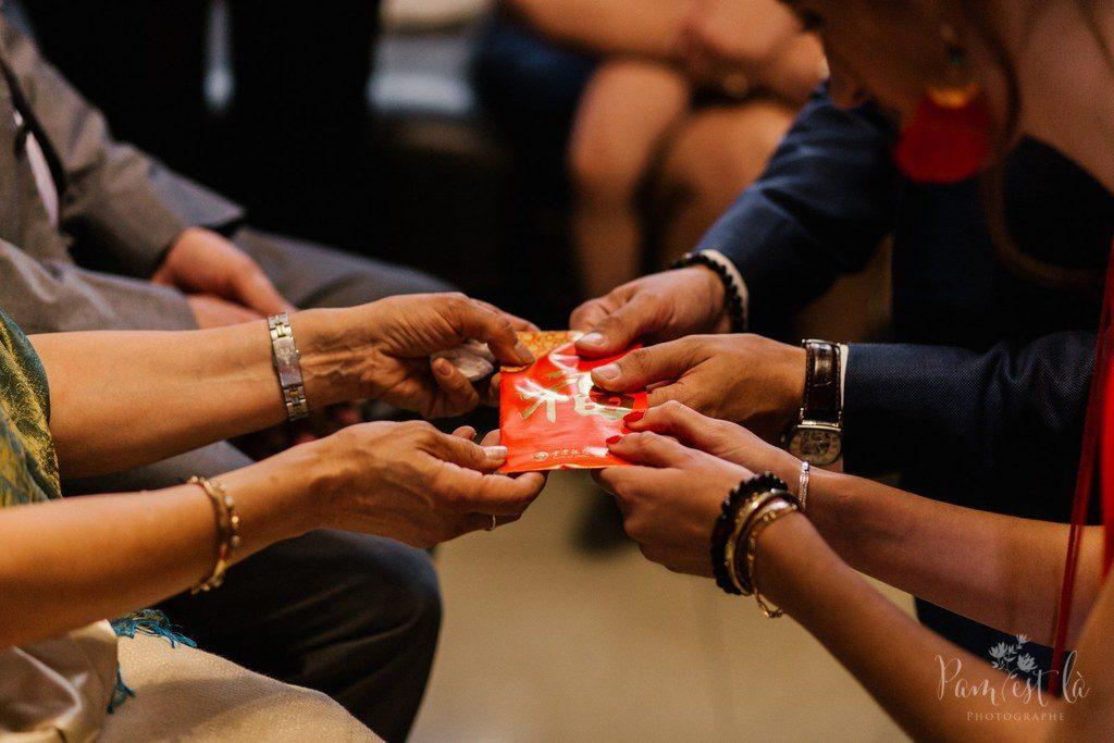 La cérémonie du thé de mon mariage chinois // Photo : Pam est là - photographe