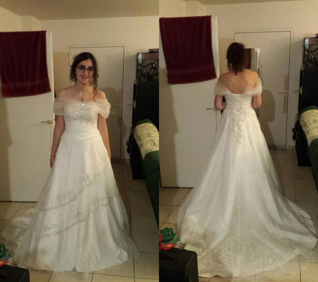 Une robe médiévale - fantastique pour mon mariage !