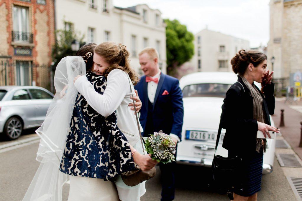 Mariage à la mairie de Saint-Cloud // Photo : Samonov Brothers