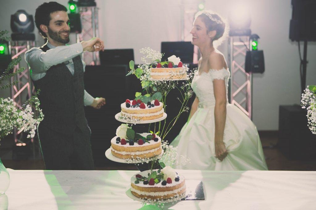 Mon naked cake de mariage // Photo : Aude Arnaud