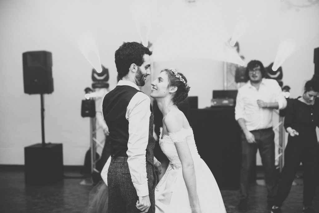 Danse des mariés // Photo : Aude Arnaud Photography