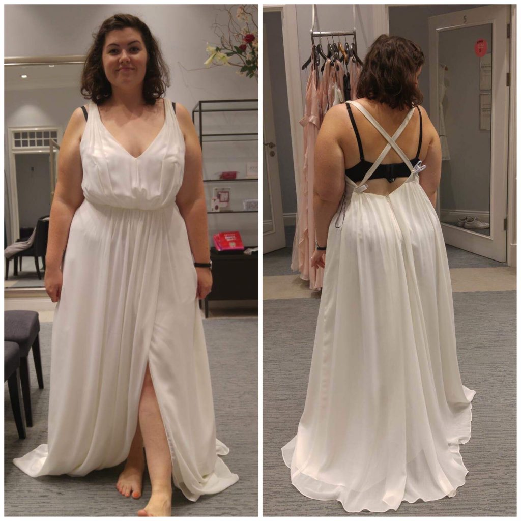 Trouver la robe du mariage civil