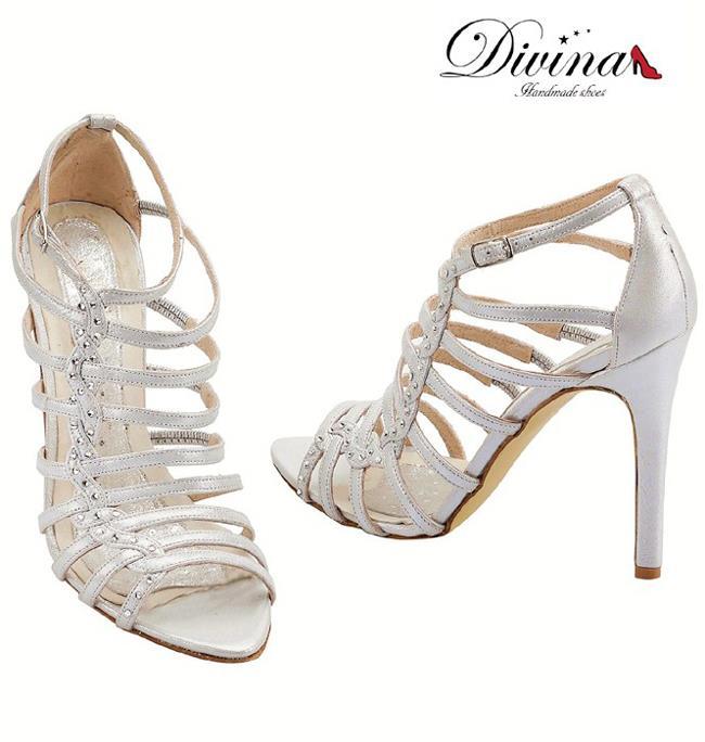 Mes chaussures de mariée grande taille sur mesure