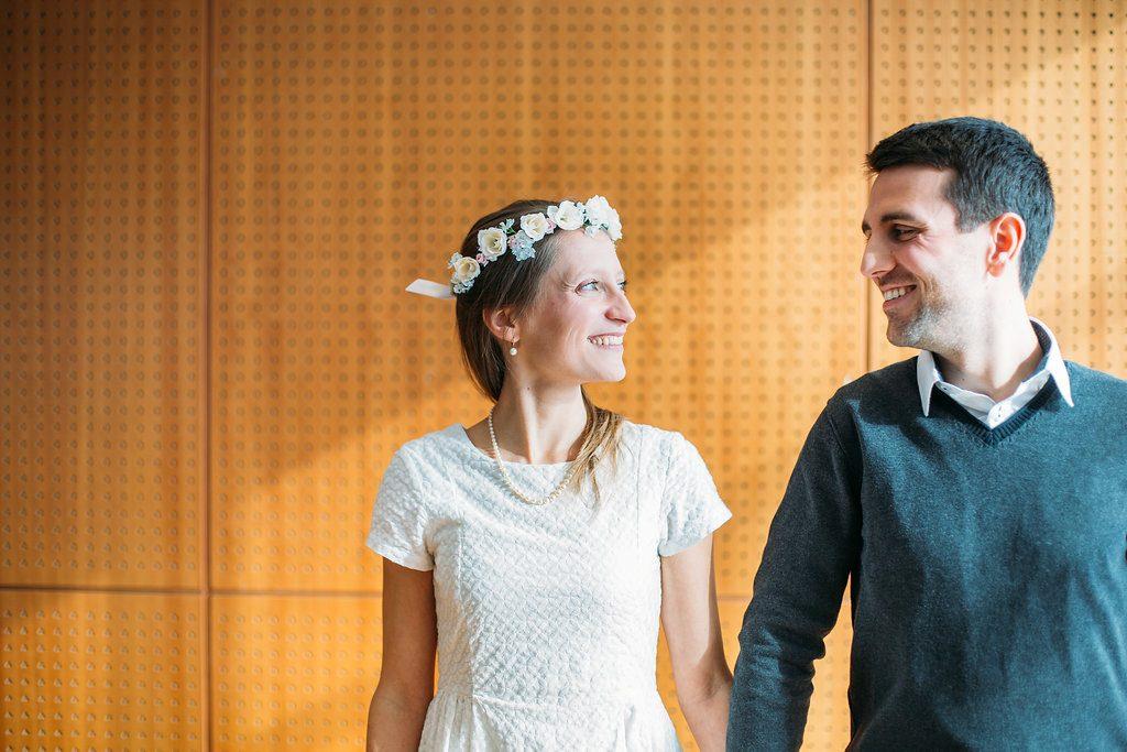 Mon mariage civil // Photo : Margaux Vié - Studiohuit
