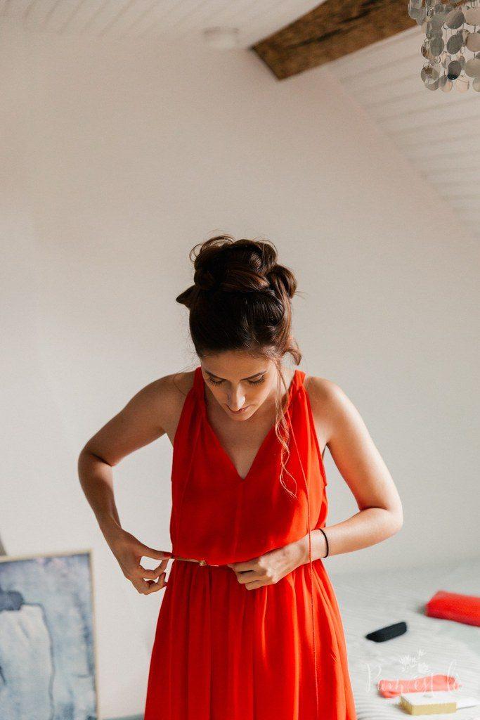 Nos préparatifs en famille : retard et stress // Photo : Pamela est là - photographe