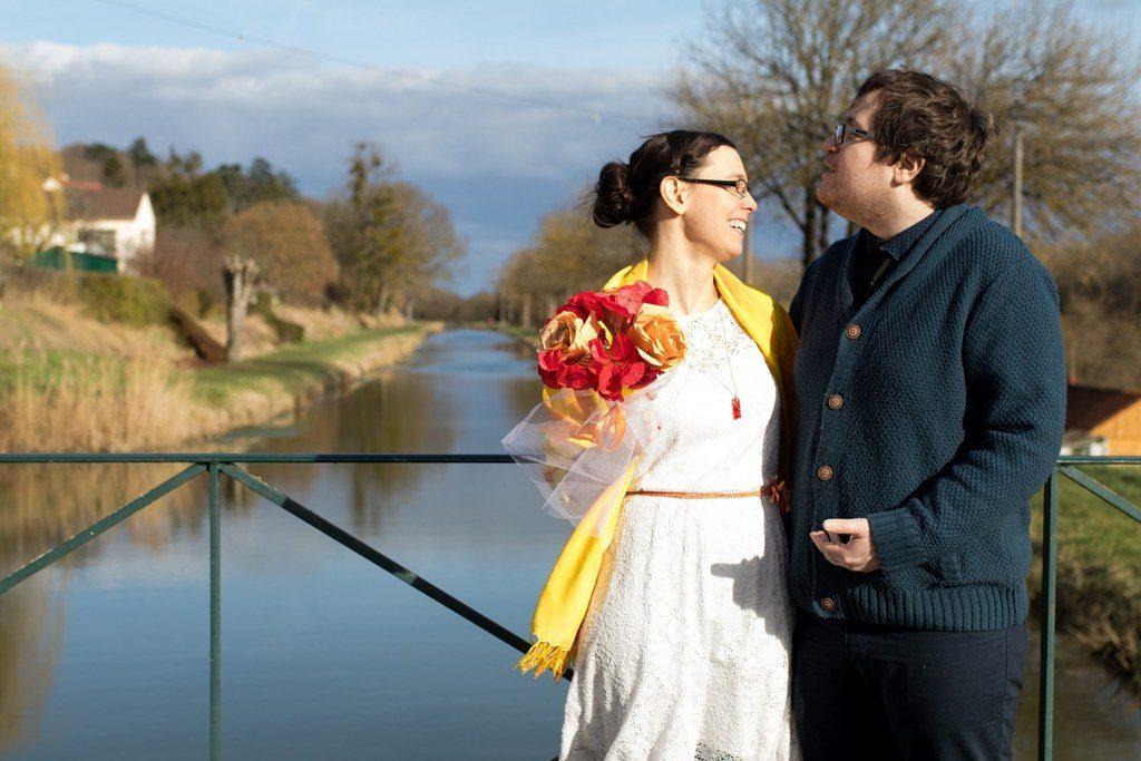 mariage civil mademoiselle Wait