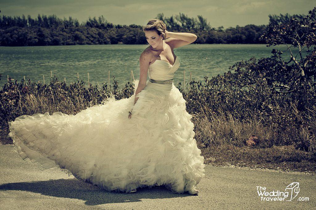 Des idées pour ton trash-the-dress !