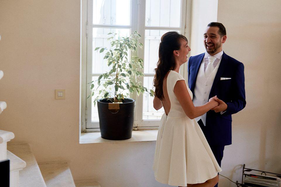 Notre découverte au mariage // Photo : Happy People
