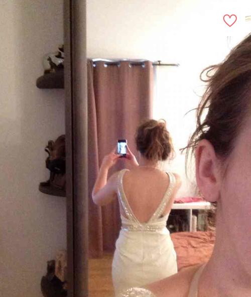 Ma robe pour le brunch du lendemain du mariage // Photo : @stephusa35