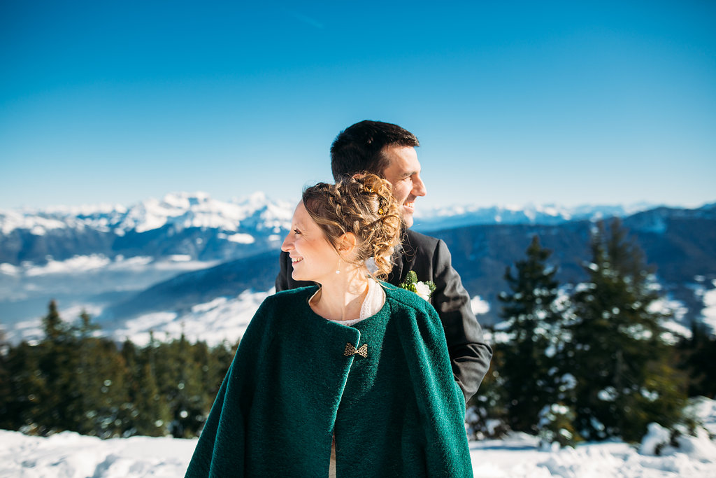 Mes photos de couple à la montagne // Photo : Margaux Vié - Studiohuit