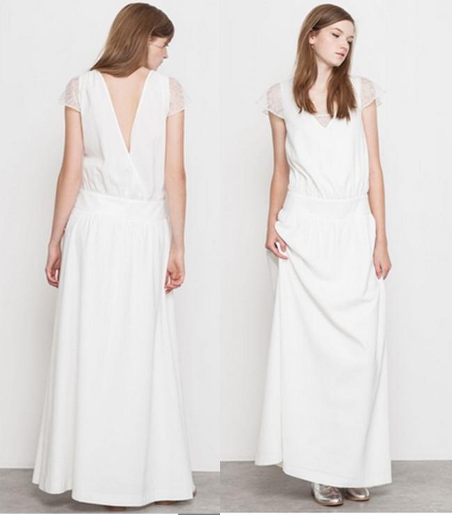 Robe de mariée pas chère La Redoute