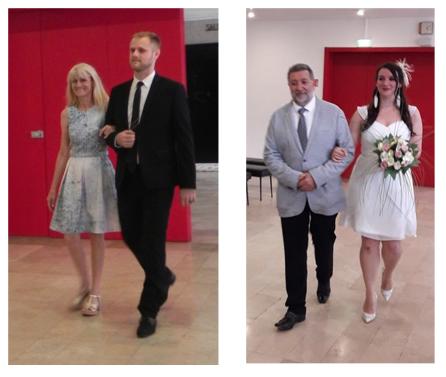 La journée de mon mariage civil