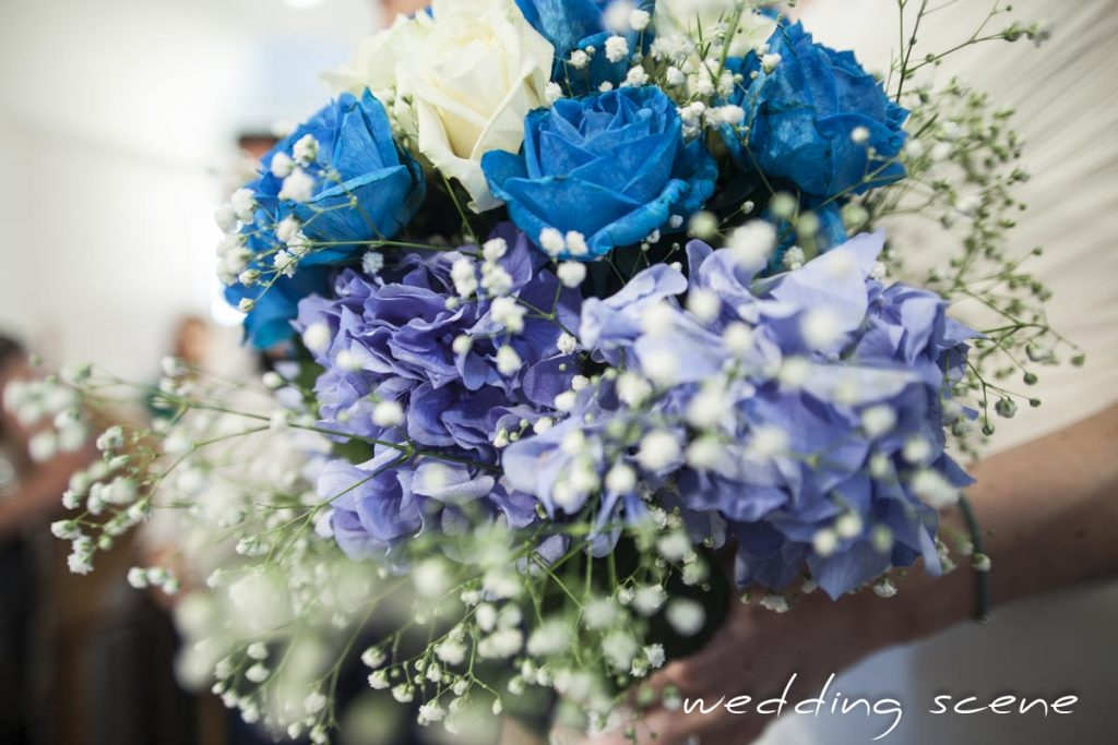 Comment conserver son bouquet après le mariage // Photo : Wedding Scene