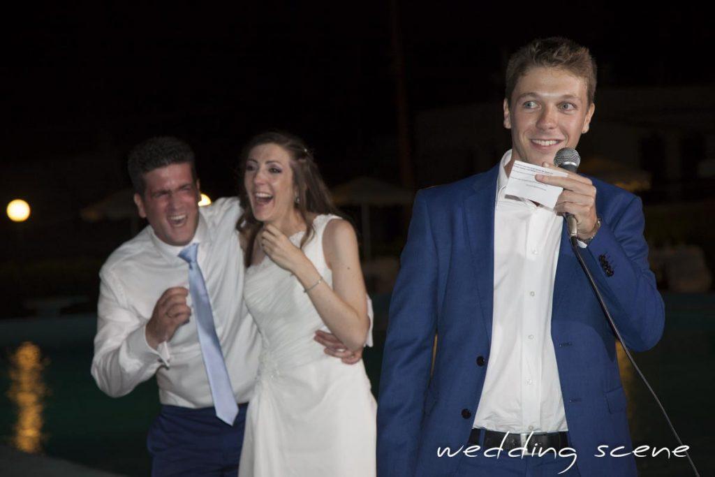Ma soirée de mariage grec // Photo : Wedding Scene