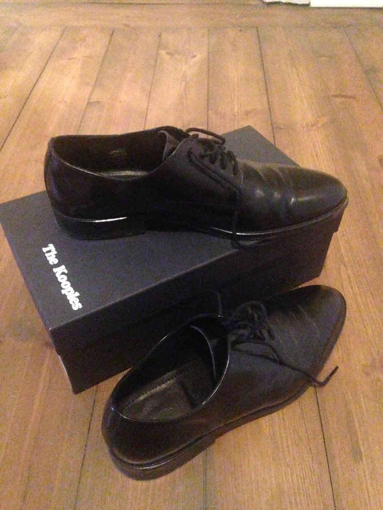 Choisir des chaussures de mariage pour homme