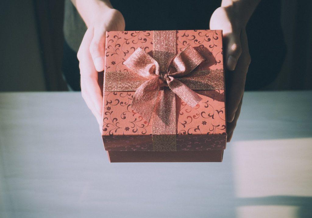 Les cadeaux reçus en vue du mariage