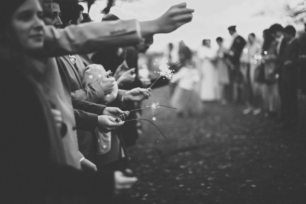 Les personnes importantes de mon mariage // Photo : Aude Arnaud Photography