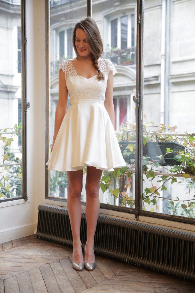 Calendrier de l'Avent J11 Mademoiselle Dentelle : 15% de remise sur les robes L'Amusée