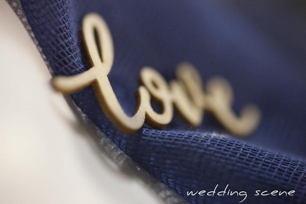 Tout ce que nous avons fait pour nos invités au mariage // Photo : Wedding Scene