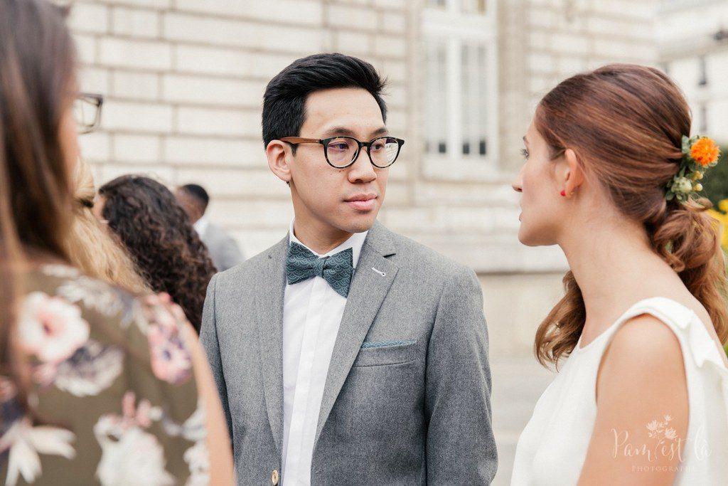 Mon souci cheveux au mariage // Photo : Pam est là - photographe
