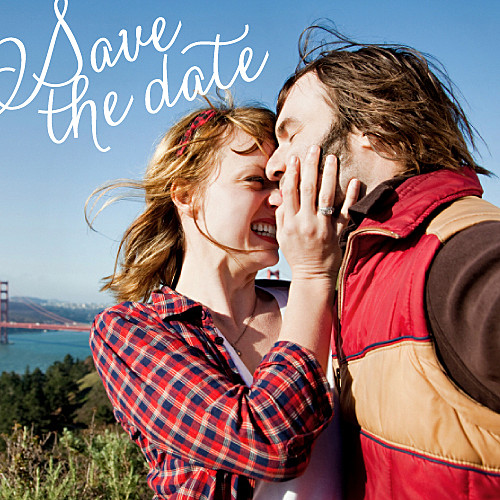 Save-the-date Rosemood