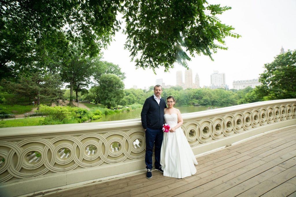 Notre séance photo de couple à New York // Photo : New York en français - Johnny Vacar