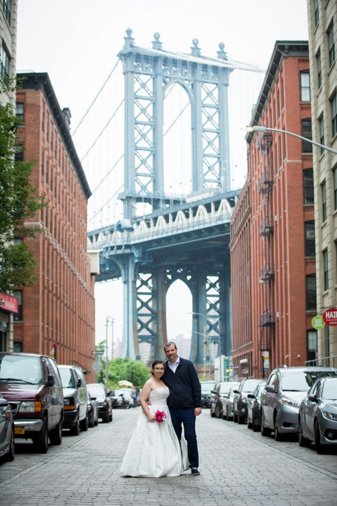 Notre séance photo de couple à New York // Photo : New York en français - Johnny Vacar