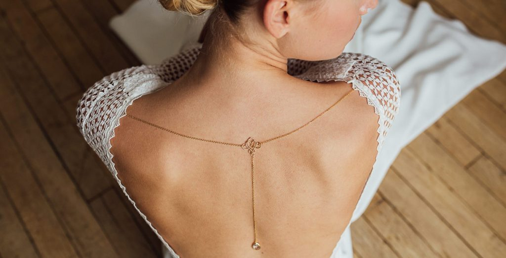 Calendrier de l'Avent J1 Mademoiselle Dentelle : tes bijoux avec l'Atelier Sarah Aime