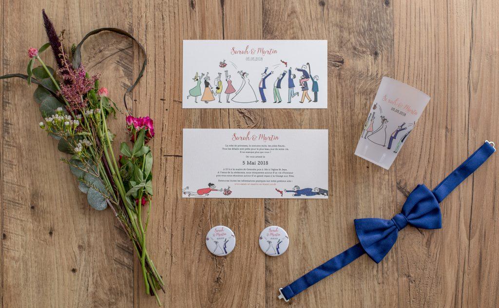 Calendrier de l'Avent J18 Mademoiselle Dentelle : 10% de remise chez Petit Mariage entre Amis