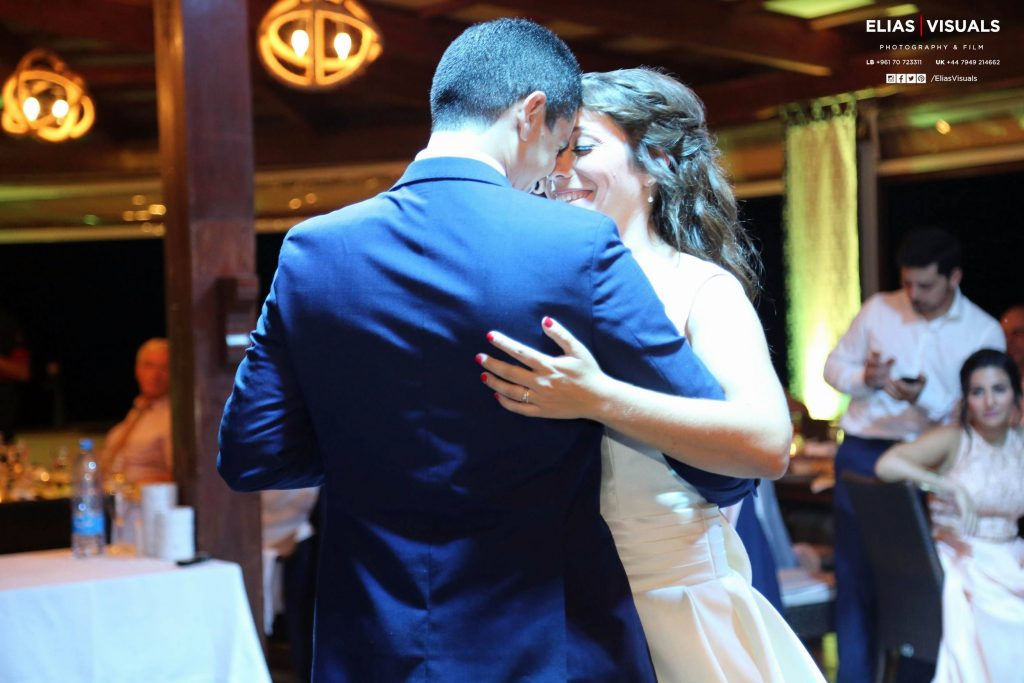 Imprévus pendant le mariage : la première danse // Photo : Elias Visuals