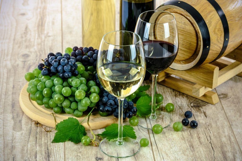 Trouver nos alcools pour notre repas de mariage