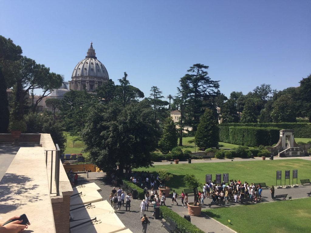 Notre petit voyage de noces à Rome